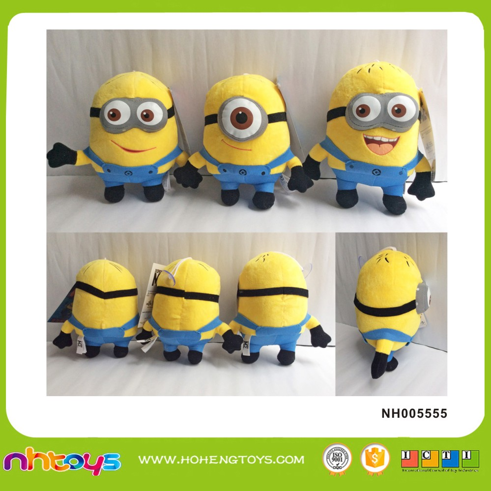 Plush Toy Stuffed Toy Minions