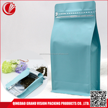 Packing manufacturer export personalized round tea bag, the valve tea bag package