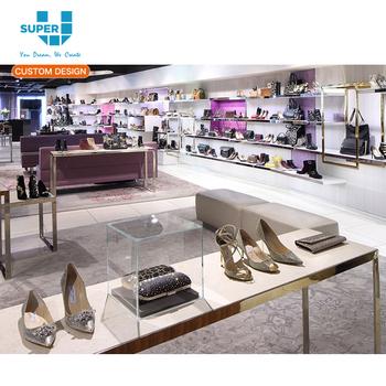 Conception Détail Salle D'exposition Buy D'affichage Moderne Idées Design Vente D'intérieur Femme Chaussures Décoration Au Magasin De qVLzMGSUp