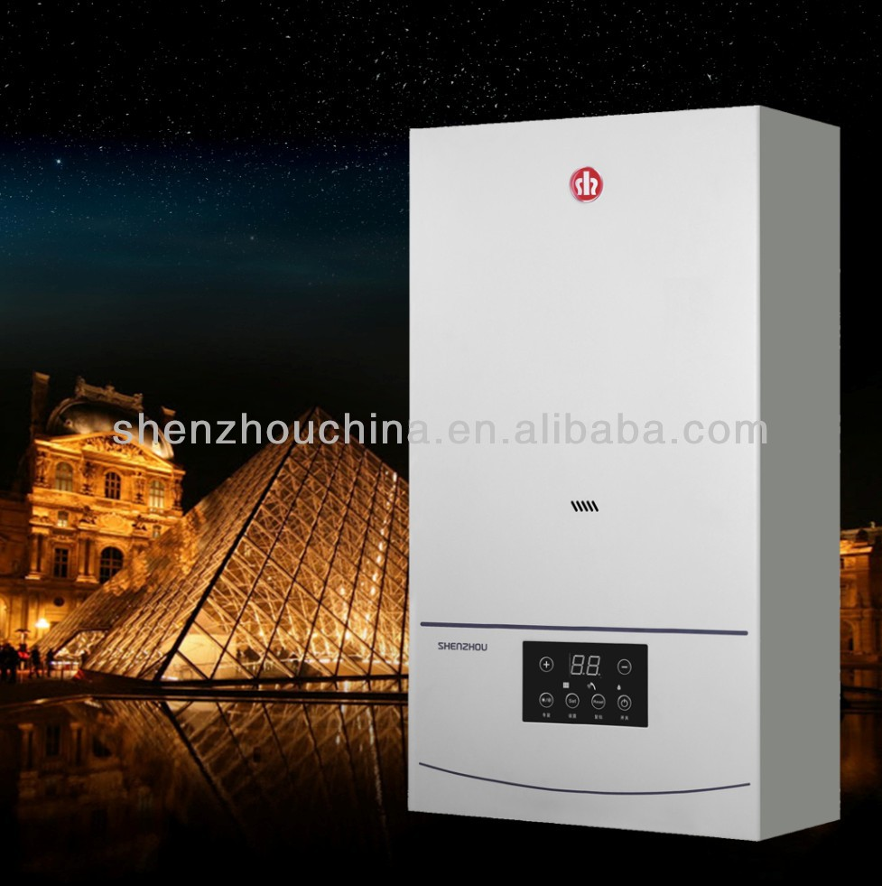 excellent quality wall-hung gas boiler F series