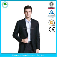 Good quality woolen business men suit with cheap price