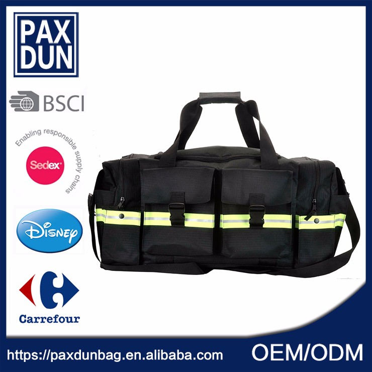 duffel bag for men, firefighter gear bag