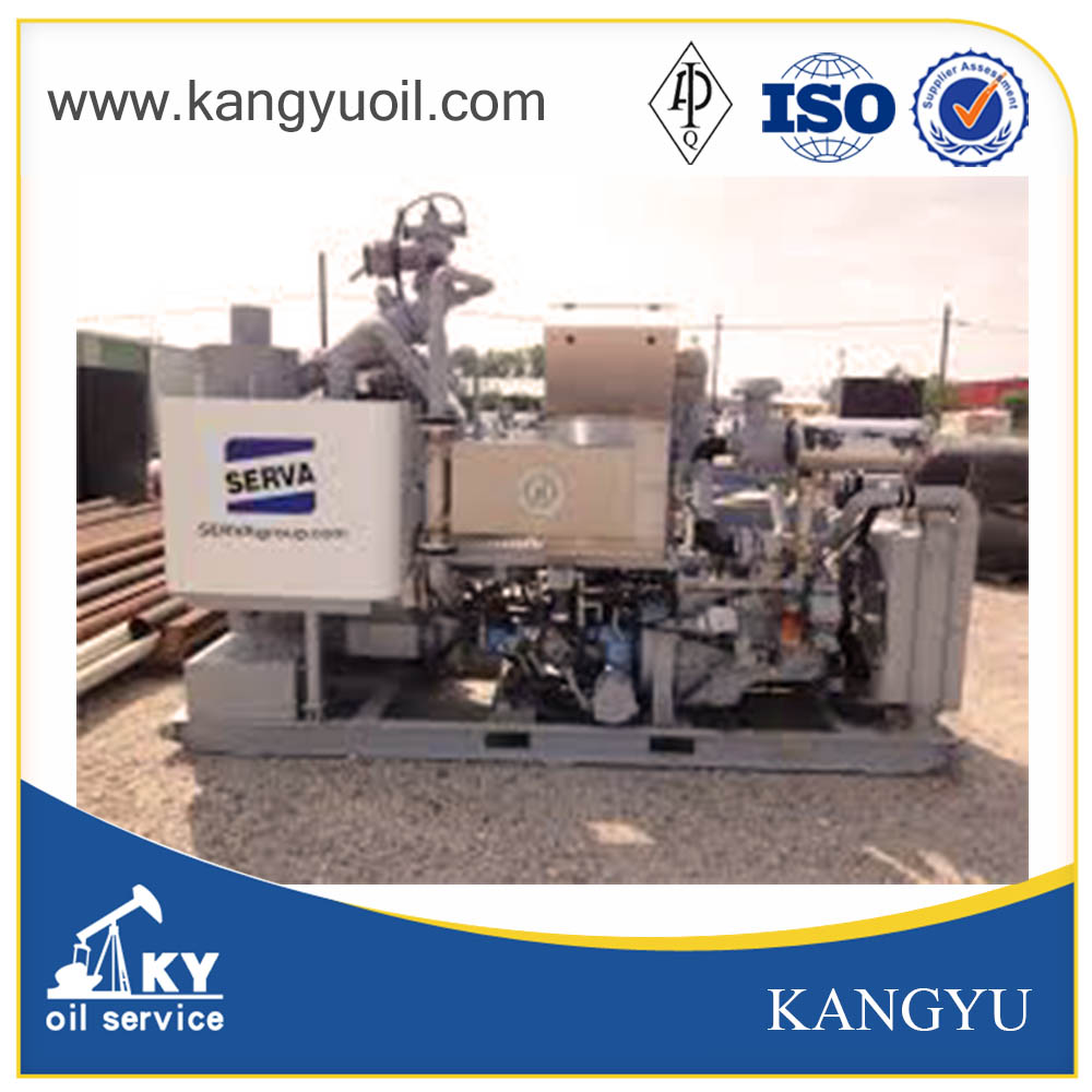 Hot Sale Acs-iii-180 Auto Density Control Mixing Skid With Low ...