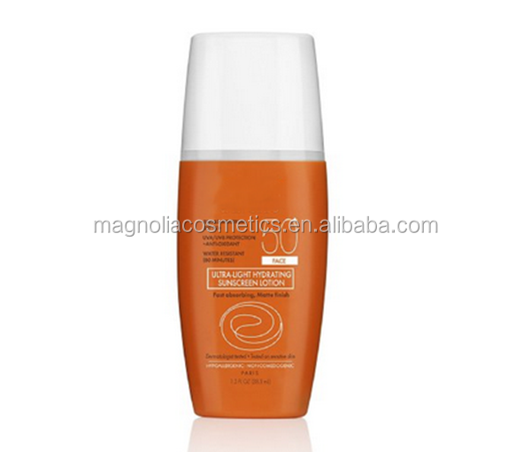 Ultra-Light SPF 50 Hydrating Sunscreen Lotion