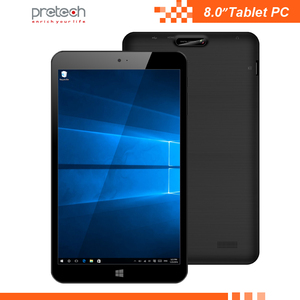 Bulk wholesale 8 inch windows 10 tablet pc Intel Atom cherry trail wifi only tablet pc