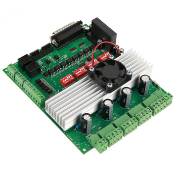 4 Axis New Tb6600 Cnc Controller Current 5a 36v Stepper Motor Driver Board  - Buy Tb6600,Tb6600 Stepper Motor Driver,Tb6600 Driver Product on