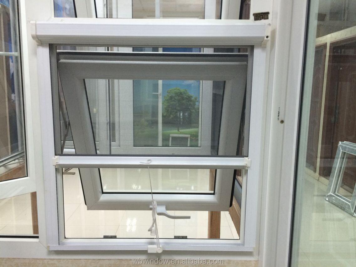 Elegante upvc finestra vasistas pieghevole con zanzara - Finestra a vasistas ...