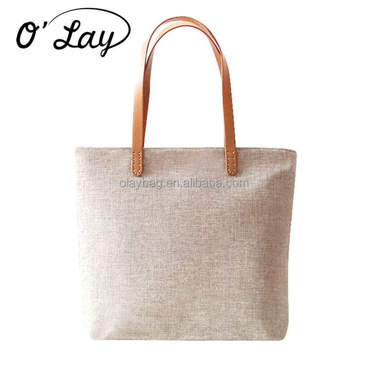 ff993be607 China cotton bags with leather wholesale 🇨🇳 - Alibaba