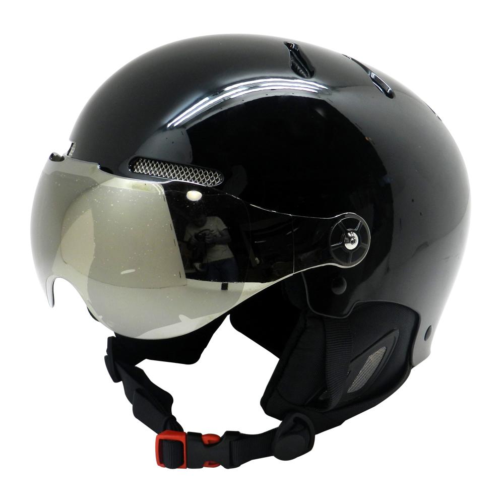 Au-s01 Ski Sport Helmet Nice Look For Skiing With Goggle Snow Helmet