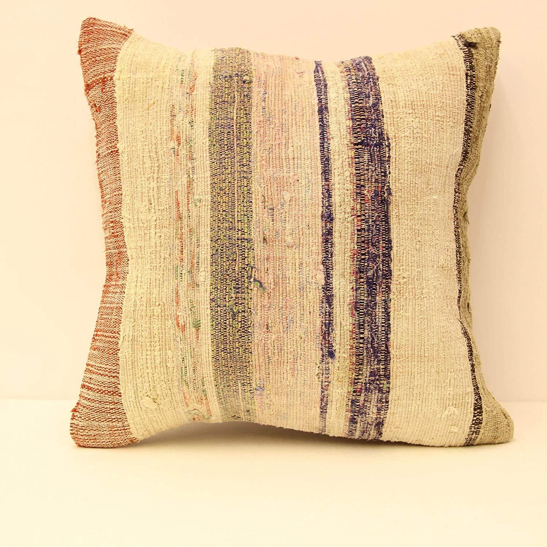 Amazing Get Quotations · 18x18 (45x45 Cm) Kilim Pillow/Throw Pillow/Pillow  Cover/Home Decor