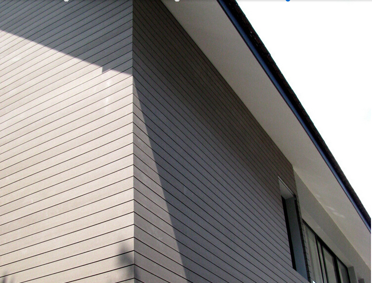 107 20mm Professional Decorative Wood Plastic Composite