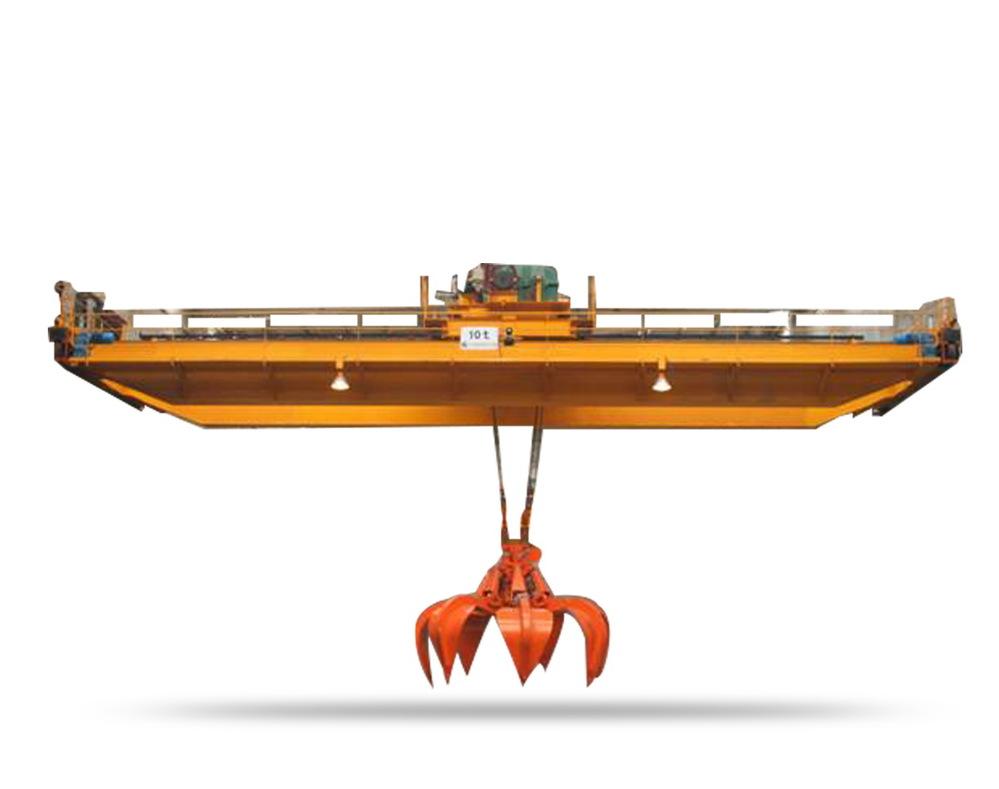 Profession Brick Grab Crane Spider Grab Crane With Ce