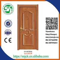 Black Walnut Veneer Solid Core Prefinished Commercial Interior Wood Doors