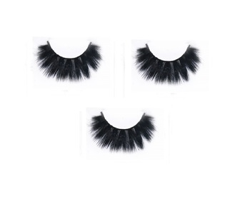 100% Vegan 3D Faux Mink Lash Reusable up to 20 Wears