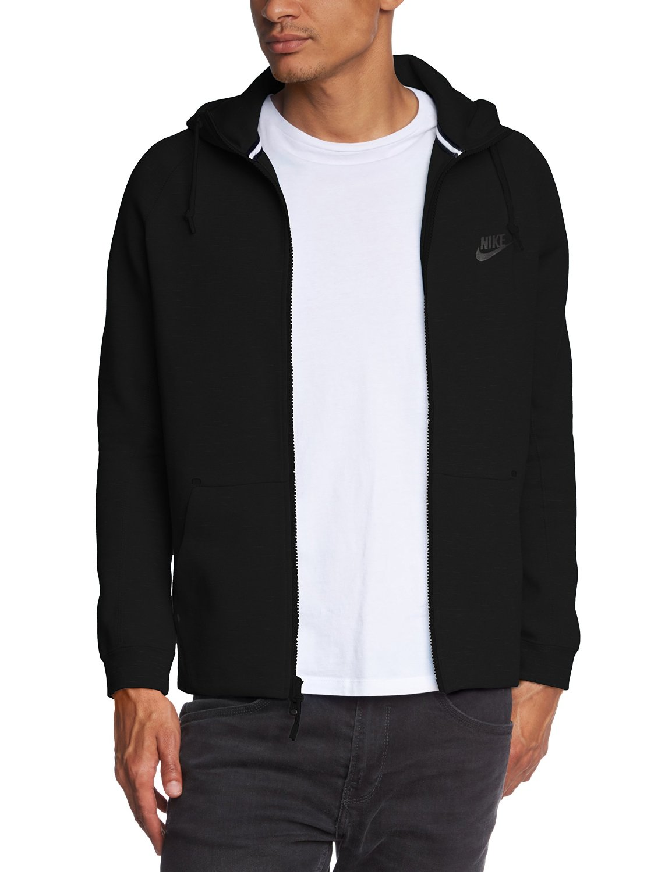 NIKE Men's Tech Fleece Aw77 1.0 Full-Zip Hoodie