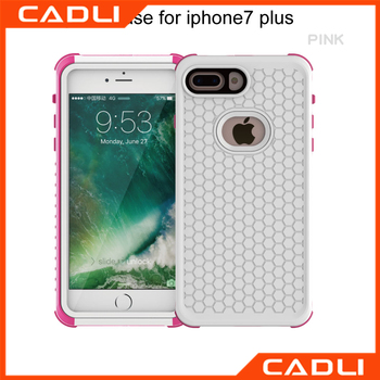 Waterproof phone case for Iphone 7 PC TPU phone case