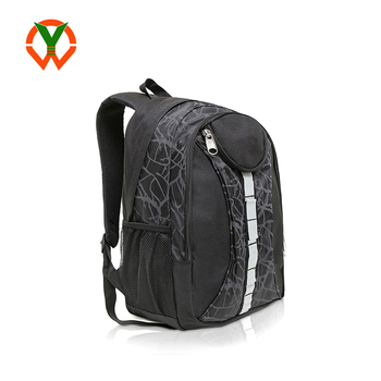 Wholesale Custom Large Capacity Backpack School Supplies Travel Bag For Boys (YCBU)