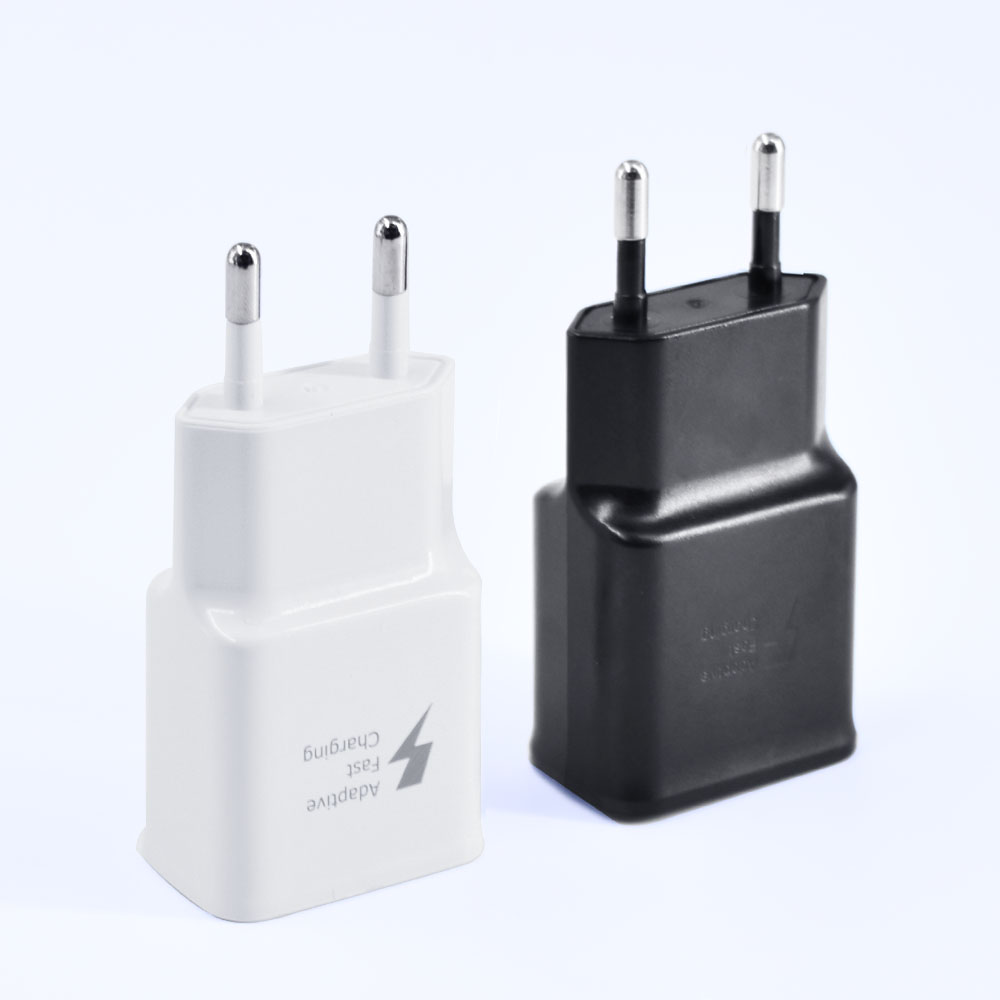 Travel Adapter Wall Charger Fast Charging For SAMSUNG GALAXY Note 10 s9 s10