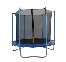 large indoor trampoline bed professional trampoline park with safety net