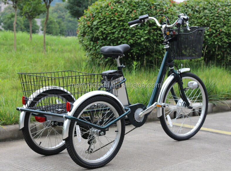cheapest three wheel electric bicycle e bike for sale