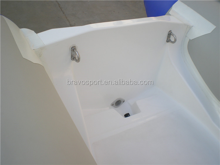 Hypalon China PVC Fishing Fiberglass Work Boats For Sale