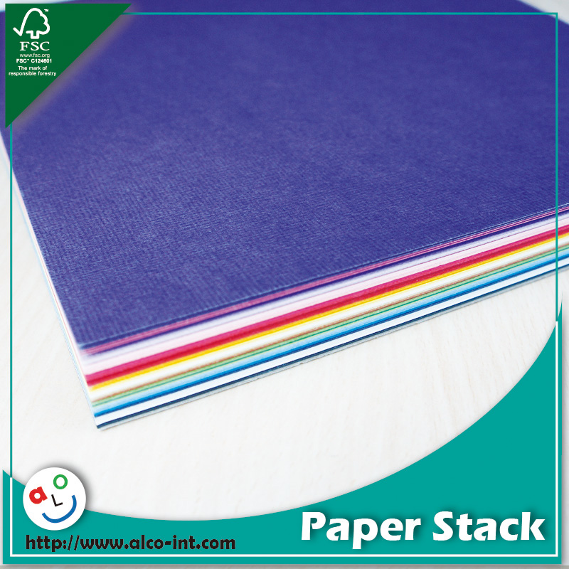 8x8inch craft paper textrured cardstock for scrabpook material