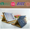 2015 Hot jeans case for iPad Mini 2 frame standing cover
