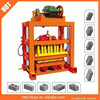 QT4-40 manual light weight concrete blocks machines /new small industrial brick paving machine