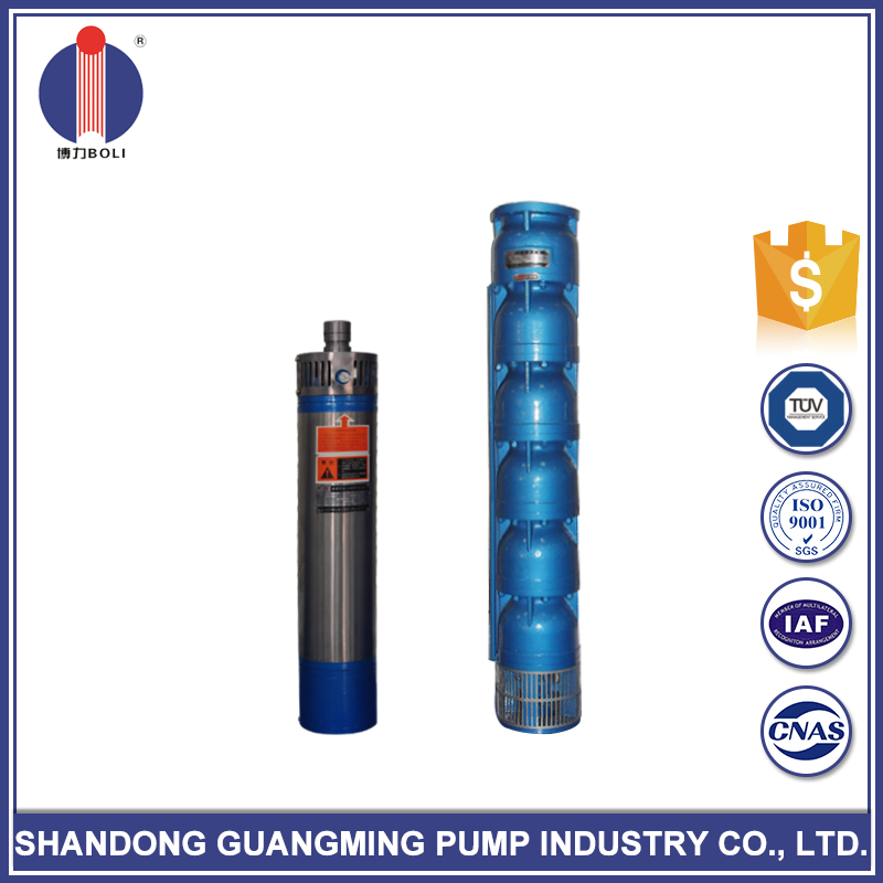 40hp all types of submersible electric water pump motor winding