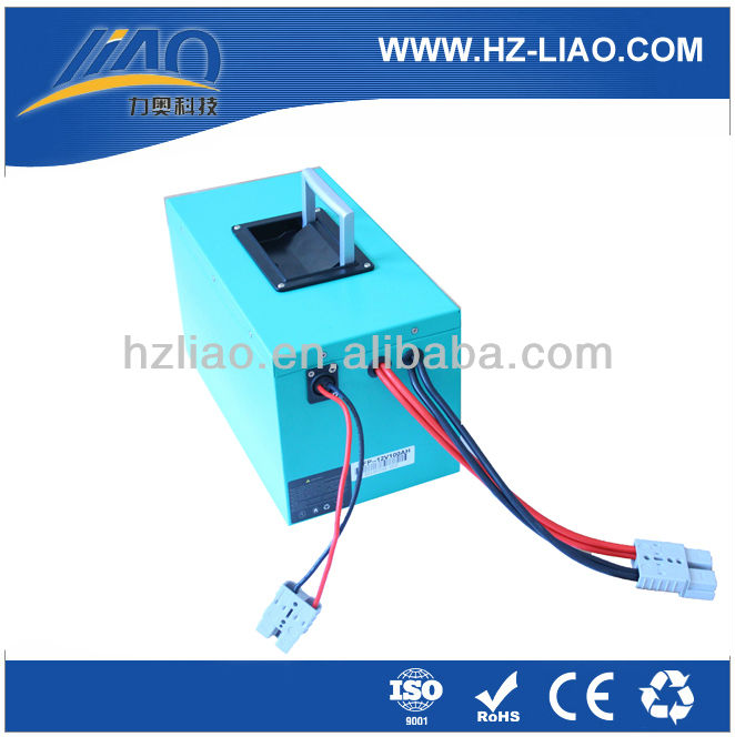 Factory price rechargeable 20Ah li-ion 72V battery pack