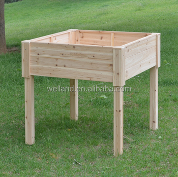 Garden Raised Beds Outdoor Vegetable Planter