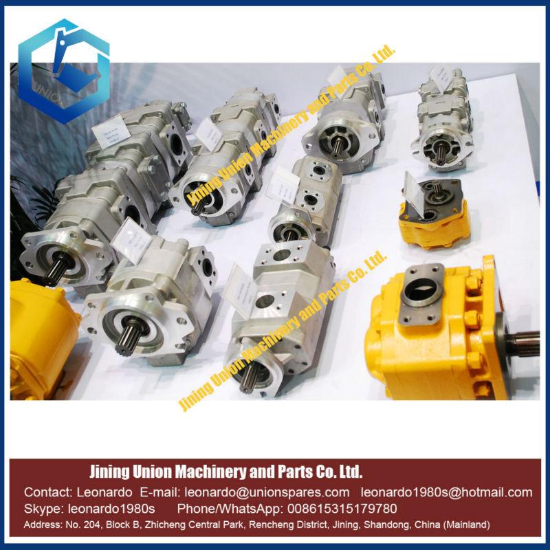 Gear Oil Pump 6710-51-1001 Used For Komatsu D85p-18 - Buy  6710-51-1001,D85p-18 Oil Pump,D85p-18 Gear Oil Pump Product on Alibaba com