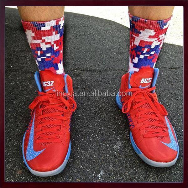 c36d3a8a9cab4 Custom manufacturer sublimation digital printing socks, Polyester Digital  All Over Print Sock, Polyester Men