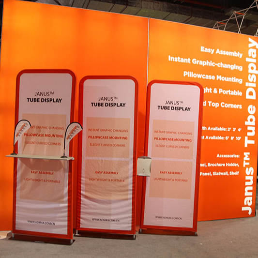 Tradeshow Fabric Stand Source Quality Tradeshow Fabric Stand From