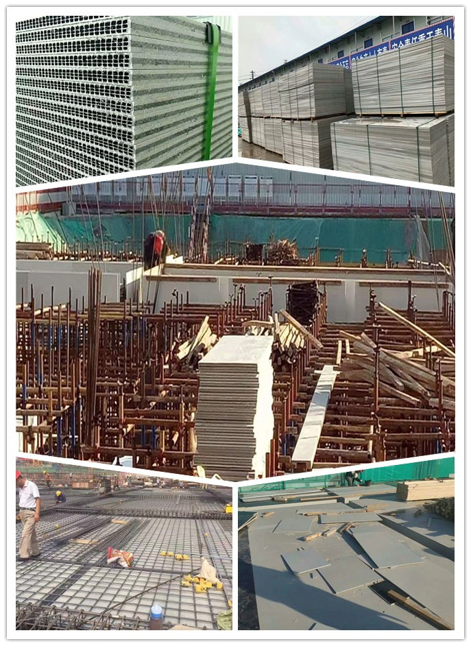 white plastic formwork pp hollow sheet for construction