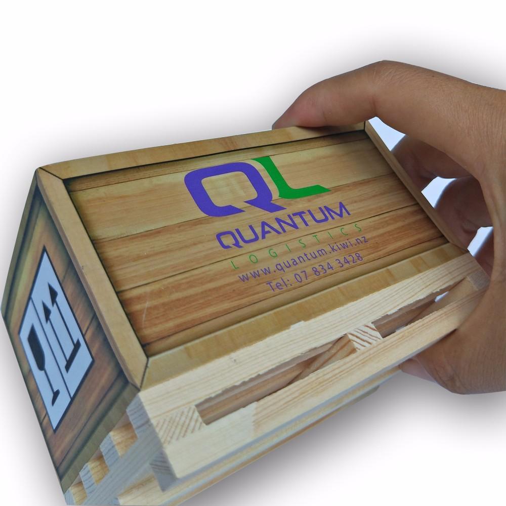 Promotional Wood Pallet Paper Memo Cube Memo Block Mt001 ...