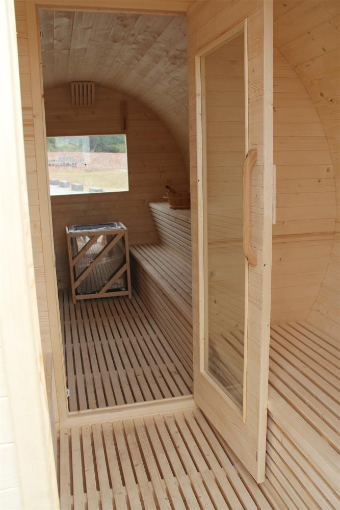 Sunrans infrarrojos sauna habitaciones infrarrojo lejano - Productos para sauna ...