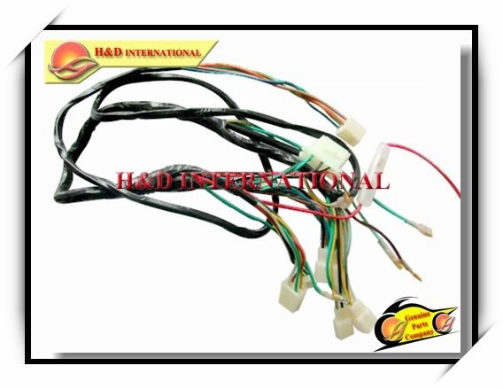 C100 BIZ Motorcycle Wire Harness high quality c100 biz motorcycle wire harness,high quality motorcycle wiring,High Quality Motorcycle Wiring Harness Supplier We Are China