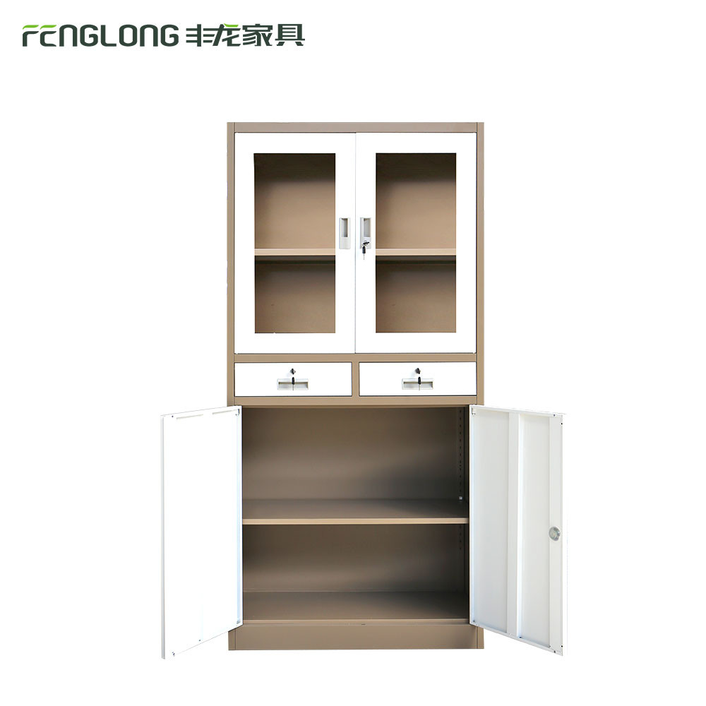 Factory Direct Price Dust Proof Storage Cabinet Steel Cupboards