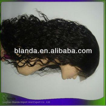 natural looking wigs for women ideal hair company malaysian curly hair