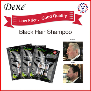 DEXE Hair black shampoo nano hair shampoo