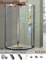 wholesale Top Selling Mini Shower Room For simple Bathroom price