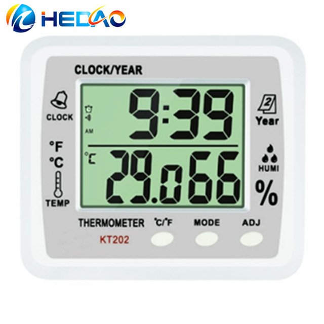 Wholesale price Everyday Alarm function indoor thermometer & hygrometer - KingCare | KingCare.net