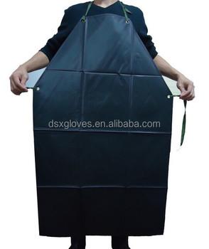 Hot Selling Best Quality Waterproof Pvc Plastic Coat Apron Butcher ...