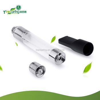 Transpring Ceramic vapor coil cbd oil vaporizer ceramic cartridge vape disposable Vape pen hot selling in USA