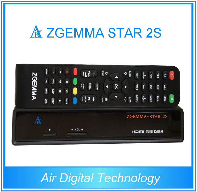 Zgemma Star S2 Set-top Box OpenPLi Driver Download