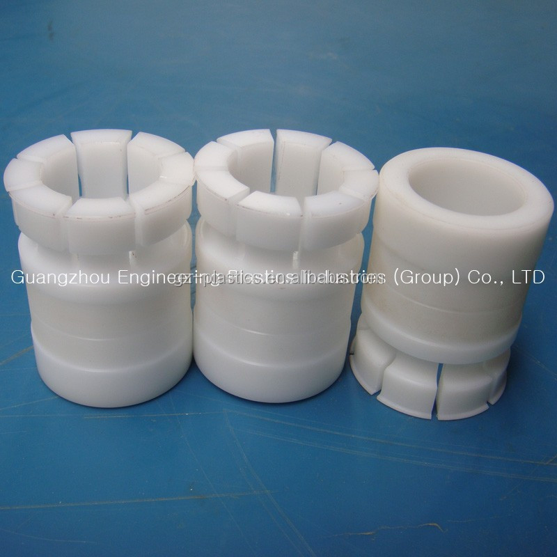 Plastic Molded Part Pet Plastic Insulating Bushing/sleeve