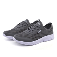 Hot sale breathable tennis shoes new breathable running men shoes