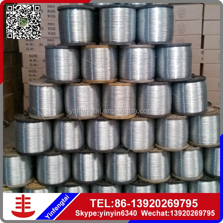 Low Price Electro Galvanized Iron Wire/Galvanized Binding Wire / Gi Binding Wire