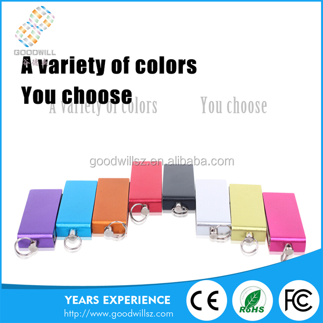 Free logo print bulk cheap mini USB 2.0 USB Flash Memory